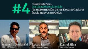 Experiencias inspiradores en medio de la Crisis #4 Construyendo Futuro
